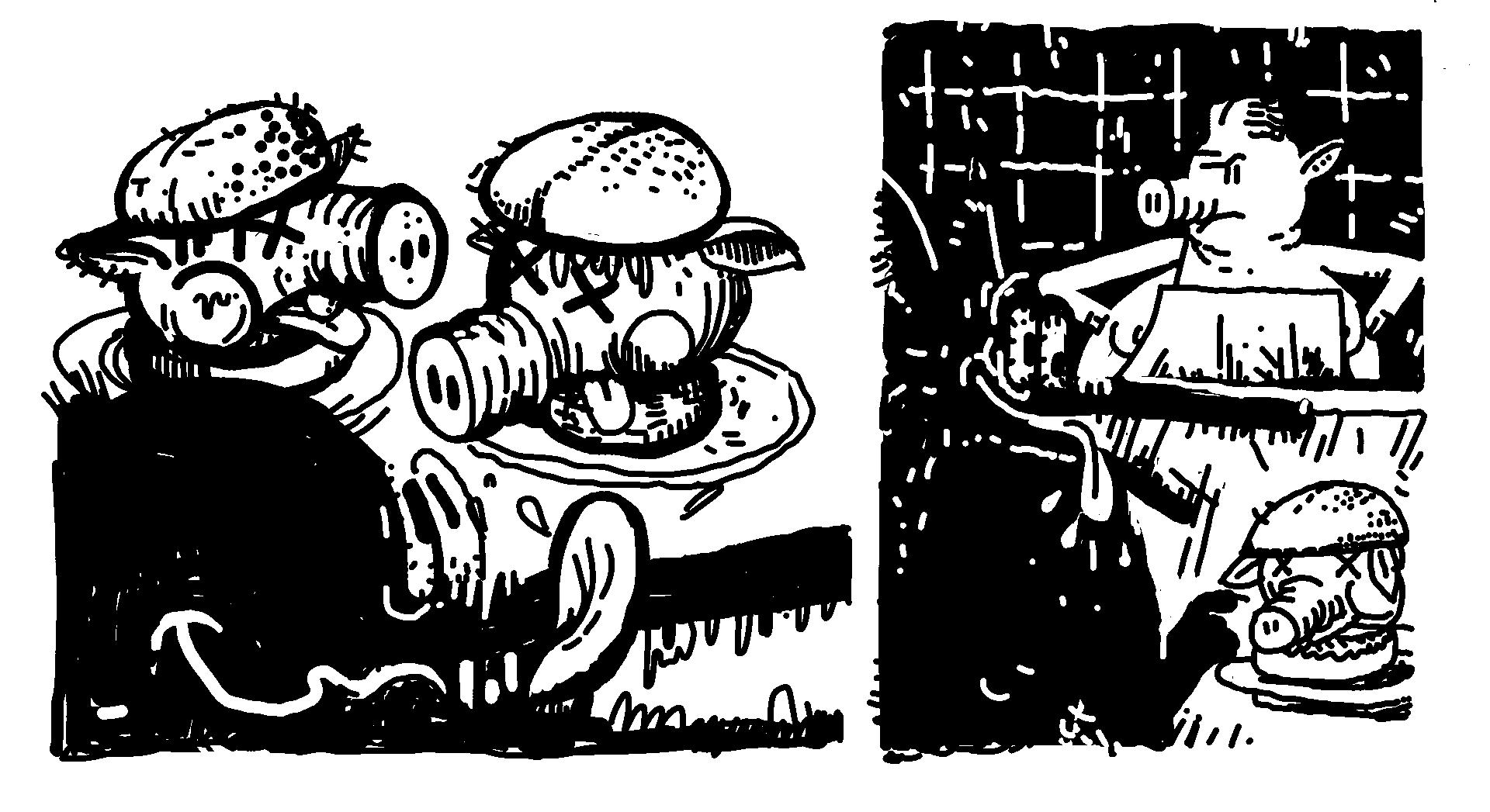 delicious Bürgers