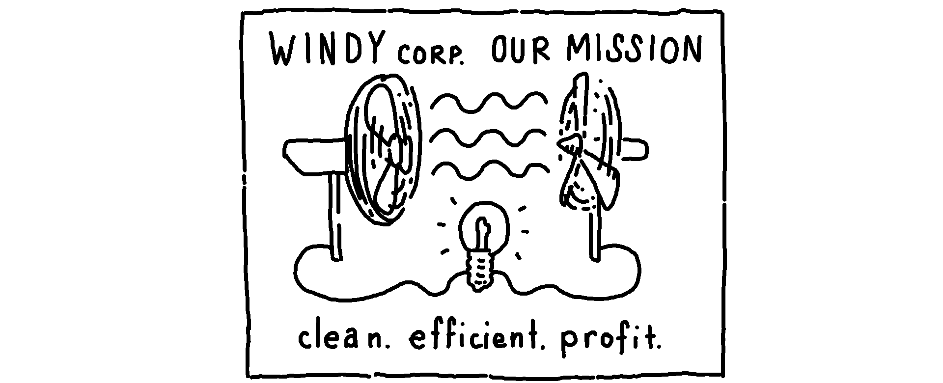 clean. efficient. profit.