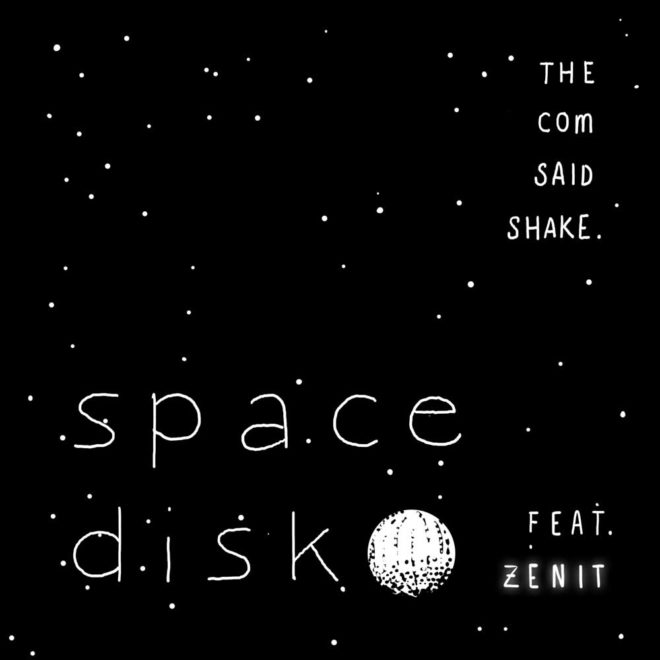 Thumbnail for Space Disko comic