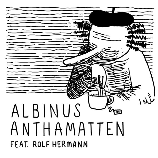 Thumbnail for Albinus Anthamatten comic