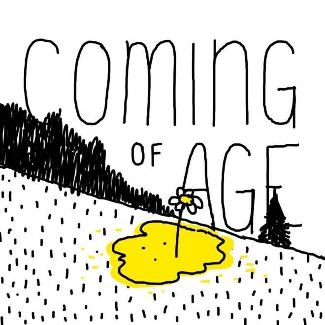 Thumbnail for Coming of Age comic