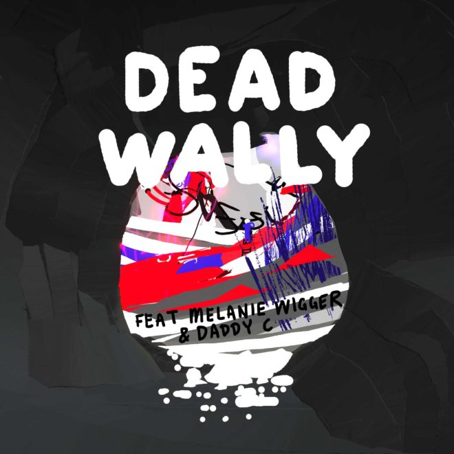 Thumbnail for DEAD WALLY comic